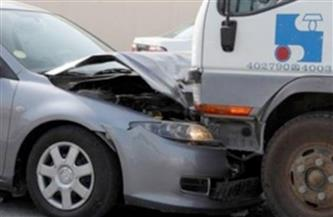 مصرع وإصابة 6 أشخاص في حادث تصادم بالسويس
