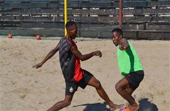 موزمبيق تسعى لإظهار قيمتها الحقيقية في كأس الأمم الإفريقية للكرة الشاطئية