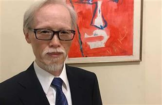 سفير اليابان بالقاهرة يزور المناطق الأثرية في الأقصر