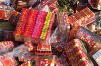 ضبط 90 ألف عبوة حلوى فاسدة داخل مصنع في الإسكندرية