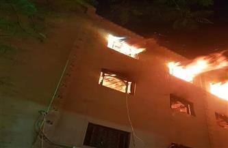 متحدث الكنيسة: لا إصابات في حريق كنيسة رئيس الملائكة سوريال بالعمرانية