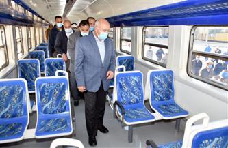 وزير النقل: ٦ قطارات جديدة من إسبانيا يبدأ توريدها في يوليو المقبل |صور