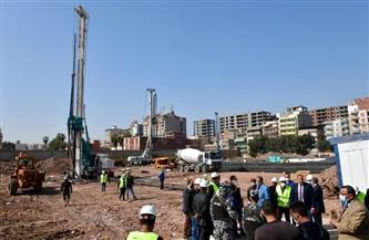 تدشين مشروع بناء 11 برجا سكنيا بالمنصورة ضمن «تطوير العشوائيات»
