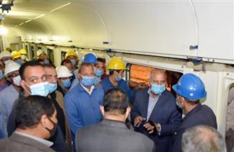 وزير النقل: مشاركة القطاع الخاص ضرورية لتطوير السكة الحديد