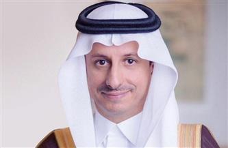 وزير السياحة السعودي يغادر القاهرة بعد حضور احتفالية موكب المومياوات