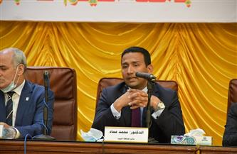 نائب محافظ الفيوم: الاشتراطات البنائية الجديدة تطبق بالمركز وتعمم في يوليو