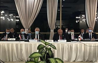 """وزير الخارجية من كينشاسا: تفاوضنا لـ10 سنوات.. وأمامنا """"فرصة أخيرة"""" للتوصل لاتفاق عادل حول السد الإثيوبي  صور"""