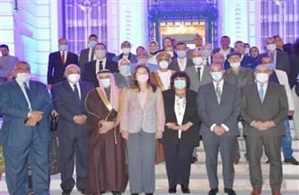 وزيرة الثقافة تعيد افتتاح متحف محمود خليل وحرمه بعد إغلاق استمر أكثر من 10 سنوات| صور