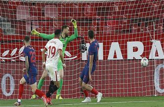 برأسية أكونيا.. إشبيلية يفوز على أتليتكو مدريد ويشعل الليجا