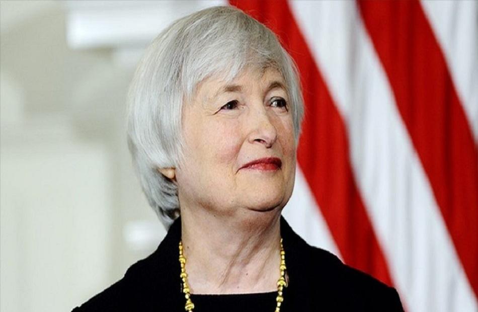 وزيرة الخزانة الأمريكية تحذر من أزمة مالية  تاريخية