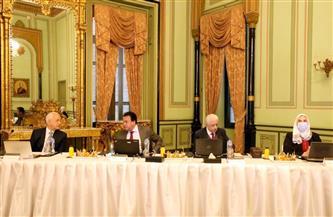 وزير التعليم العالي يشارك في فعاليات الاجتماع السادس للمبادرة المصرية اليابانية للشراكة في التعليم | صور