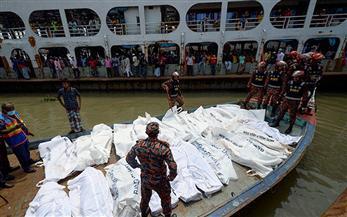 مصر تعرب عن خالص تعازيها لأسر ضحايا حادث غرق عبارة ببنجلاديش