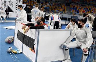 منتخب الشباب لسلاح السيف ينافس على ميدالية بعد تأهله لنصف نهائي الفرق ببطولة العالم