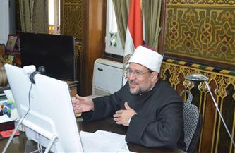 البرلمان الدولي والعربي يشيدان بدور وتجربة الأعلى للشئون الإسلامية في نشر الفكر الوسطي |صور