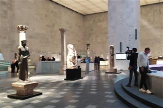 متحف الحضارة المصرية يواصل استقبال الزائرين لليوم الثاني على التوالي | صور وفيديو