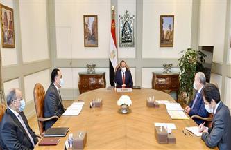 الرئيس السيسي يتابع إجراءات توفير السلع الأساسية للمواطنين خلال شهر رمضان بالكميات والأسعار المناسبة