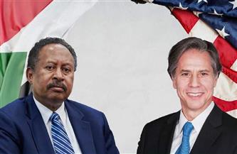 «بلينكن وحمدوك» يبحثان عملية السلام ومفاوضات سد النهضة الإثيوبي
