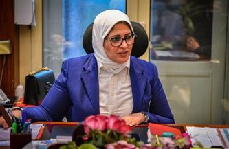 وزيرة الصحة تؤكد توافر مخزون كاف من الأكسجين الطبي بمستشفيات الجمهورية