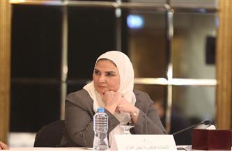وزيرة التضامن الاجتماعي تُشيد بالدور الثقافي والتنويري لمكتبة الإسكندرية | صور