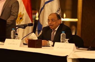 وزير التنمية المحلية يصل إلى مقر محافظة الغربية لتفقد بعض المشروعات