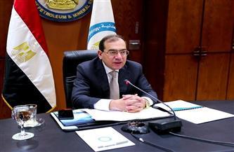 وزير البترول يتابع استعدادات منظومة توزيع المنتجات البترولية خلال فترة عيد الفطر المبارك