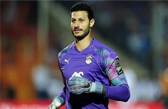 محمد شوقي يكشف عن موقف حارس الأهلي من مباراة القمة