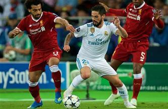 زيدان يعلن تشكيل ريال مدريد لمواجهة ليفربول بربع نهائى أبطال أوروبا