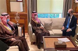 يحمل رسالة للملك عبدالله الثاني.. وفد سعودي يتقدمه وزير الخارجية إلى الأردن