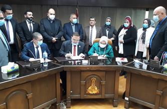 إنشاء محطة محولات المنصورية لتأمين التغذية الكهربائية لأعمال تطوير المتحف المصري الكبير بقيمة 121 مليون جنيه