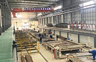 نمو سريع لصناعة البيوت الجاهزة في الصين