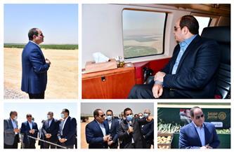 """مجلس الأعمال الأفروأسيوي: """"مستقبل مصر"""" إنجاز جديد للرئيس السيسي و""""حلم قومي"""" للدولة المصرية"""