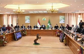 محافظ الشرقية يترأس اجتماع المجلس الإقليمي للإسكان | صور