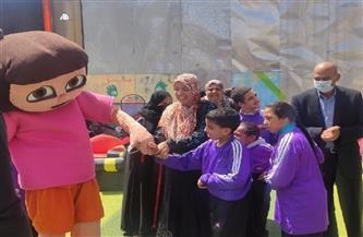 «الشباب والرياضة» تحتفل باليوم العالمى للتوعية بمرض التوحد بمشاركة أكثر من 2000 طفل | صور