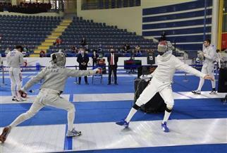 منتخب الشباب لسلاح الشيش يودع منافسات الفردي ببطولة العالم