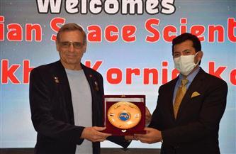 """إطلاق برنامج """"spaceak"""" لنشر أساسيات علوم وتكنولوجيا الفضاء والفلك بالتعاون مع روسيا"""