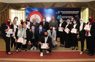 إعلان نتائج مسابقات الابتكار بجامعة عين شمس.. ومضاعفة جوائز المسابقة | صور