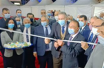 """محافظ الإسكندرية يفتتح معرض """"أهلا رمضان"""" بالأزاريطة  صور"""