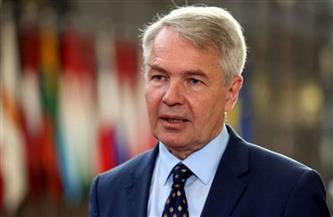 وصول وزير خارجية فنلندا إلى القاهرة لبحث التعاون وآخر التطورات