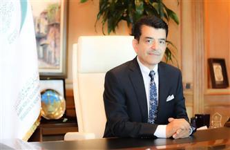 سالم بن محمد المالك المدير العام لمنظمة العالم الإسلامي للتربية والعلوم والثقافة: مصر نموذج لتعايش الحضارات