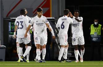 بثنائية فينسيوس وأسينسيو.. ريال مدريد يتقدم على ليفربول في الشوط الأول بدوري الأبطال