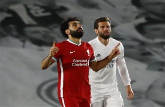 «صلاح» يقلص الفارق ويسجل الهدف الأول لليفربول في شباك ريال مدريد