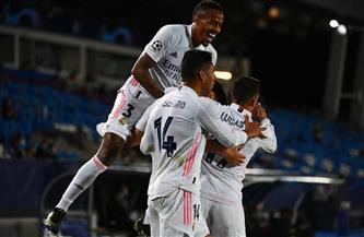 ريال مدريد يعزز تقدمه بهدف ثالث عن طريق فينسيوس جونيور