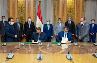 """توقيع بروتوكول تعاون بين """"الإنتاج الحربي"""" و""""جامعة عين شمس"""""""
