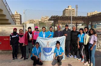 جامعة الإسكندرية تفوز بالمركز الأول ببطولة الشهيد الرفاعي الـ48 لألعاب القوى| صور