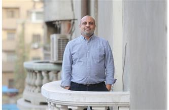 أحمد العطار يعيد ساحة روابط للفنون للحياة مرة أخري