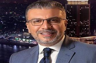 رئيس اتحاد الفنانين العرب يهنئ عمرو الليثي لاختياره رئيسًا لاتحاد إذاعات الدول الإسلامية