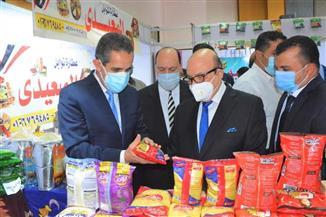 """""""أهلًا رمضان"""" بمحافظة الغربية يتمتع بتخفيضات تصل إلى 50%"""