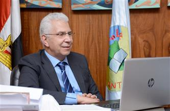 نائب رئيس جامعة طنطا: قفزة نوعية في النشر الدولي بـ 715 بحثا