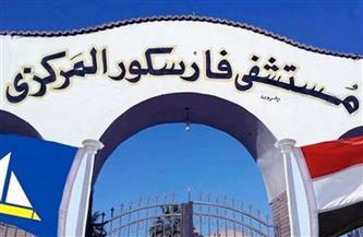 أوقاف دمياط توزع 120 وجبة طعام على مرضى مستشفى فارسكور وكفر سعد