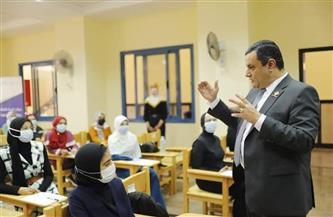 نائب «التنسيقية» بالشيوخ يشارك في معسكر إعداد القادة بجامعة بنها